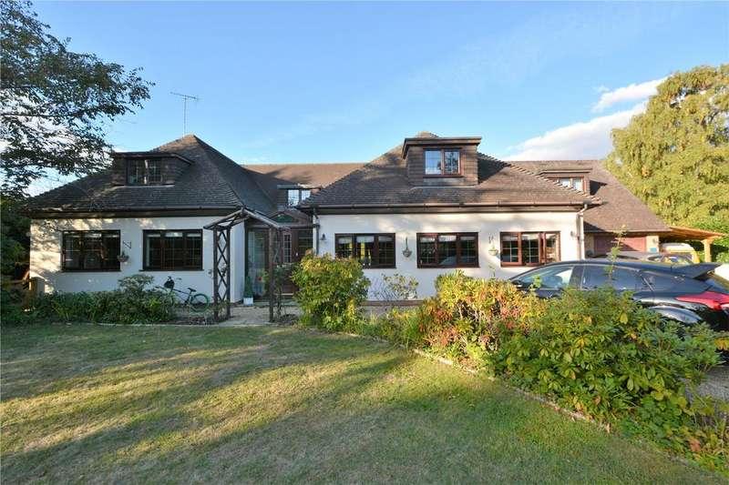 5 Bedrooms House for sale in Pages Croft, Wokingham, Berkshire, RG40