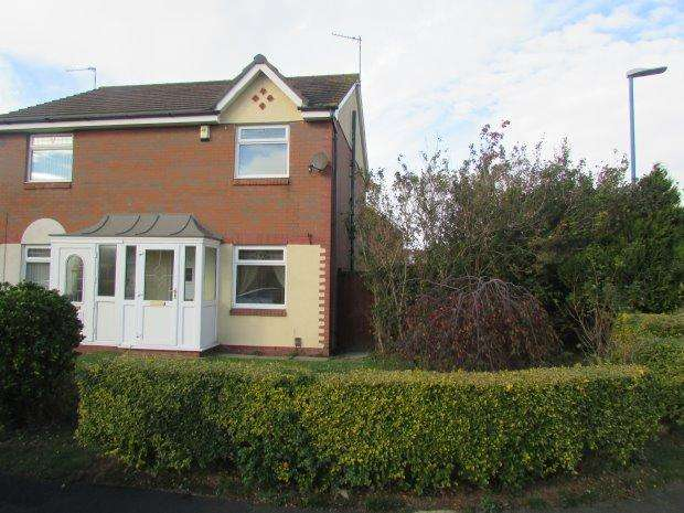 2 Bedrooms Semi Detached House for sale in ROSTHWAITE CLOSE, BAKERS MEAD, HARTLEPOOL
