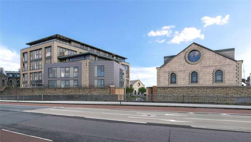 2 Bedrooms Flat for sale in Apartment B12 Oculus House, Brandon Yard, Lime Kiln Road, Bristol, BS1