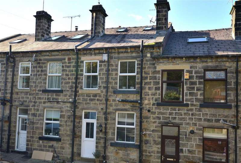 3 Bedrooms Terraced House for sale in Airedale Mount, Rodley, Leeds, West Yorkshire