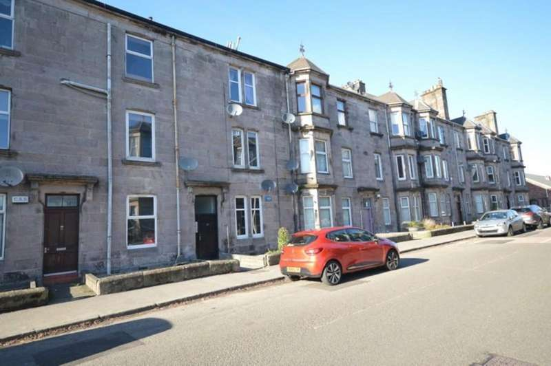 1 Bedroom Ground Flat for sale in Bonhill Road, Dumbarton G82 2DJ