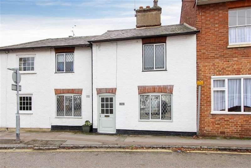 2 Bedrooms Terraced House for sale in Church Street, Wing