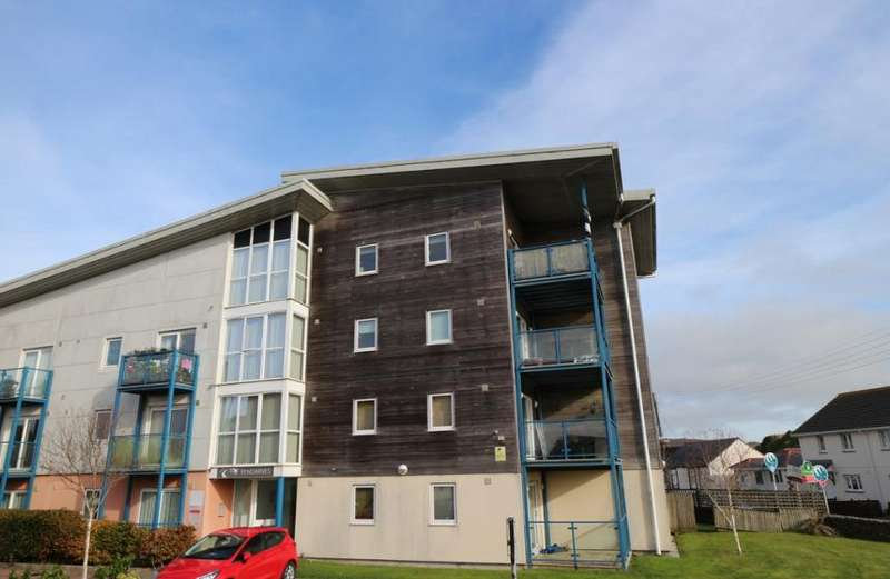 1 Bedroom Property for sale in Pendarves House, Vyvyans Court, Tuckingmill