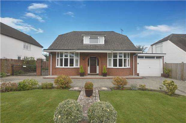 3 Bedrooms Detached House for sale in Farm Lane, CHELTENHAM, Gloucestershire, GL53 0NN