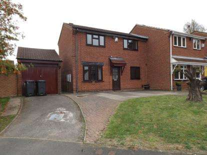 3 Bedrooms Semi Detached House for sale in Greetville Close, Stechford, Birmingham, West Midlands