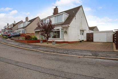 3 Bedrooms Semi Detached House for sale in Lanrig Road, Chryston