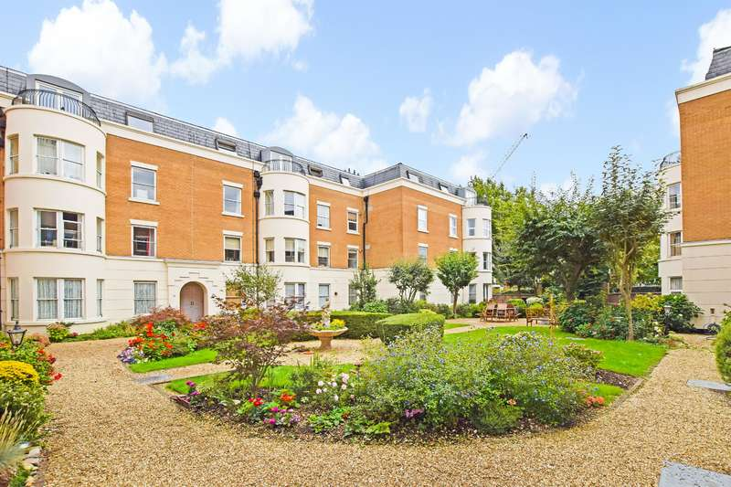 2 Bedrooms Flat for sale in Osborne House, Grosvenor Square, Southampton, SO15 2DA