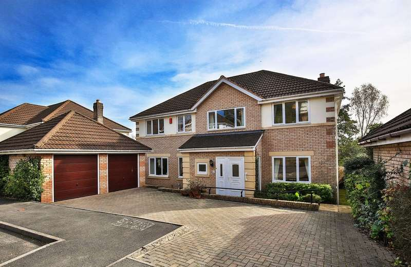 5 Bedrooms Detached House for sale in Is Y Coed, Wenvoe, Near Cardiff
