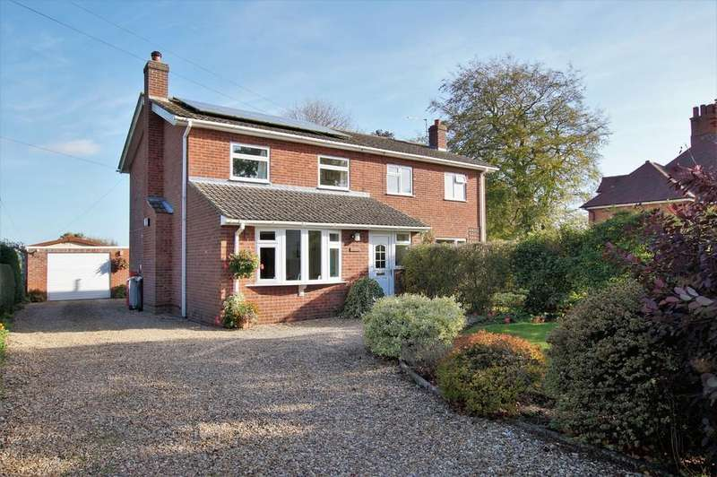 3 Bedrooms Semi Detached House for sale in Main Road, Roughton, Woodhall Spa