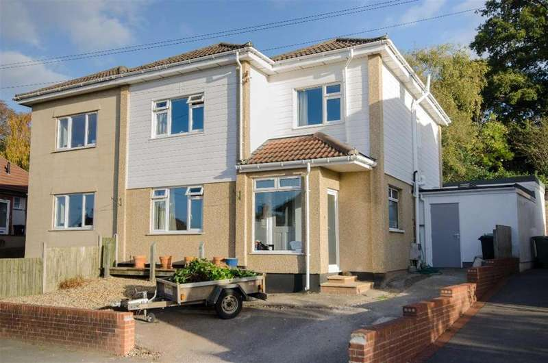4 Bedrooms Semi Detached House for sale in Heath Walk, Downend, Bristol, BS16 6EY
