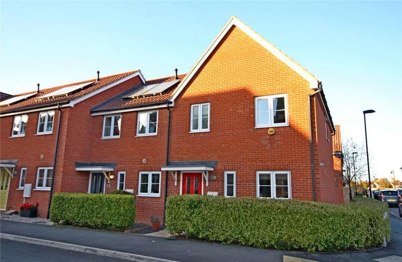 3 Bedrooms End Of Terrace House for sale in Aintree Way, Bourne, PE10