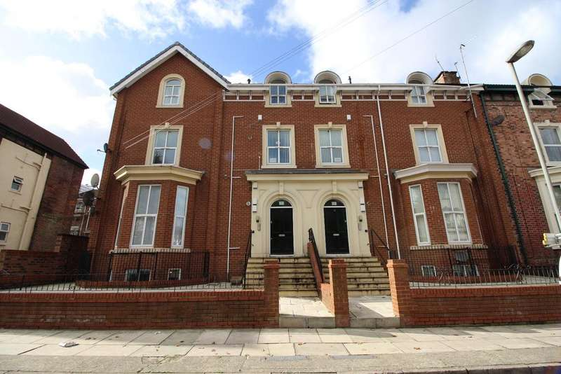 2 Bedrooms Town House for sale in Balmoral Road, Fairfield, Liverpool, Merseyside, L6