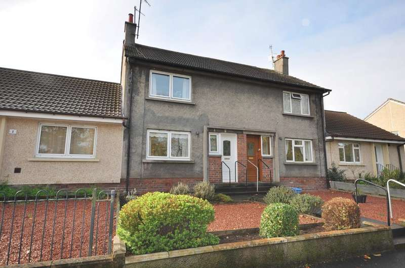2 Bedrooms Terraced House for sale in 3 Linfern Road, Dailly KA26