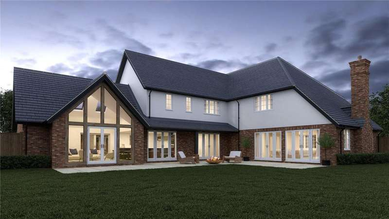 4 Bedrooms Detached House for sale in Dairy House, The Fairways, Fynn Valley, Witnesham, IP6