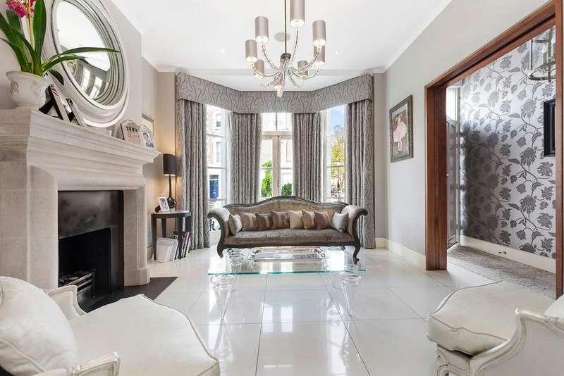 5 Bedrooms Semi Detached House for sale in Abingdon Villas, W8