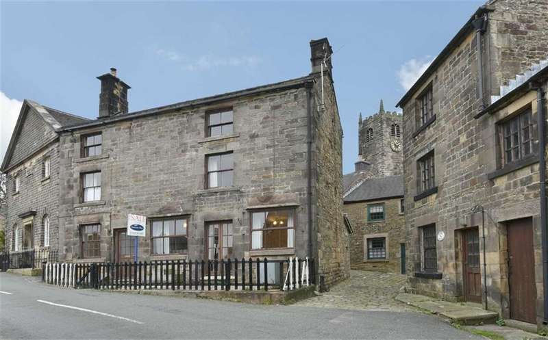 4 Bedrooms Detached House for sale in Hey House, Buxton Road, Longnor, Buxton, Derbyshire, SK17