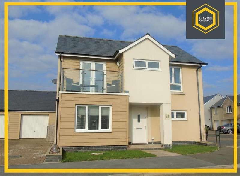 3 Bedrooms Detached House for sale in Cefn Padrig, Llanelli, SA15