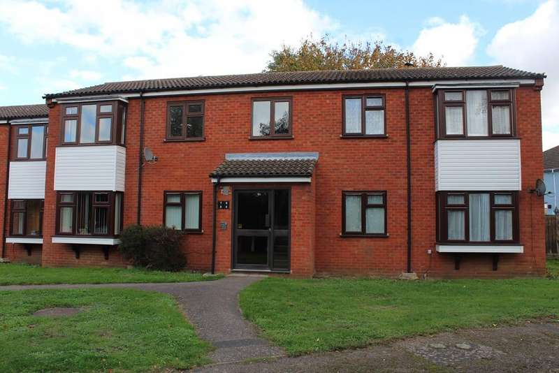 1 Bedroom Apartment Flat for sale in Potton Road, Biggleswade, SG18