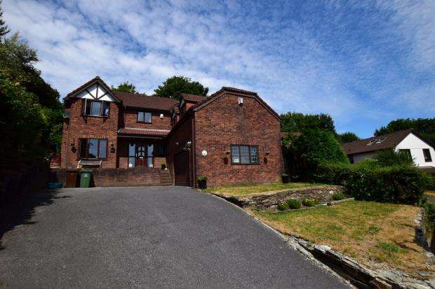 4 Bedrooms Detached House for sale in Beechwood Rise, Plymouth, Devon