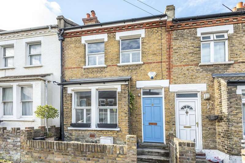 3 Bedrooms Terraced House for sale in Ladas Road, West Norwood
