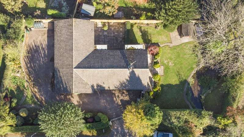 3 Bedrooms Detached Bungalow for sale in Kidd Lane, Firbeck