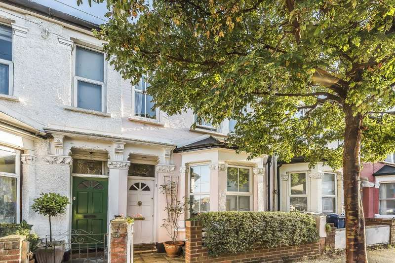 3 Bedrooms House for sale in Brackenbury Road, East Finchley, N2