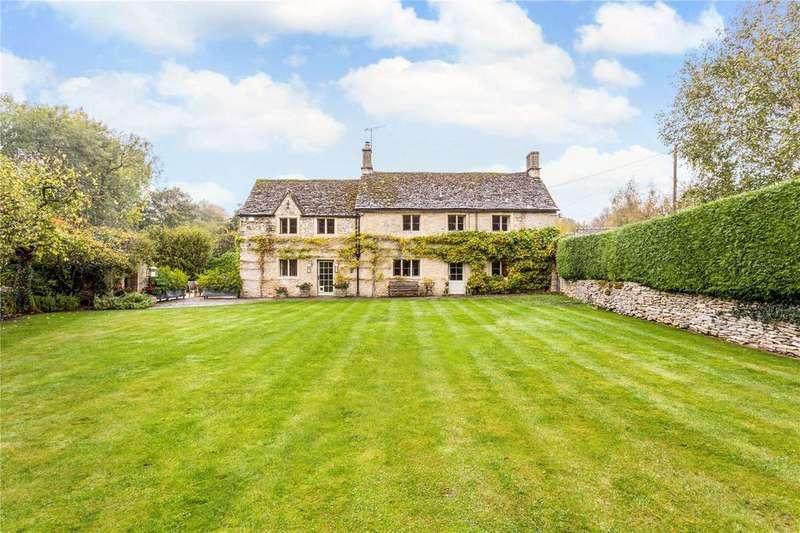 4 Bedrooms Detached House for sale in Aldsworth, Nr Burford, Gloucestershire, GL54