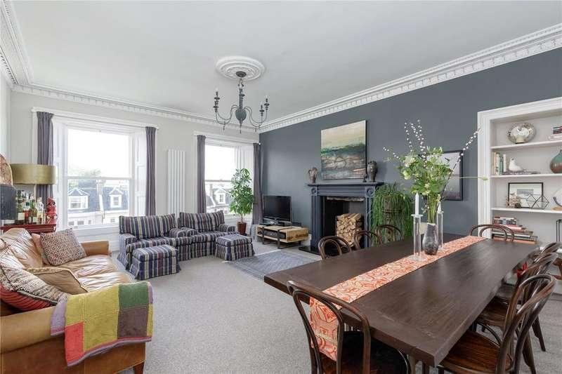 4 Bedrooms Flat for sale in Newington Road, Edinburgh