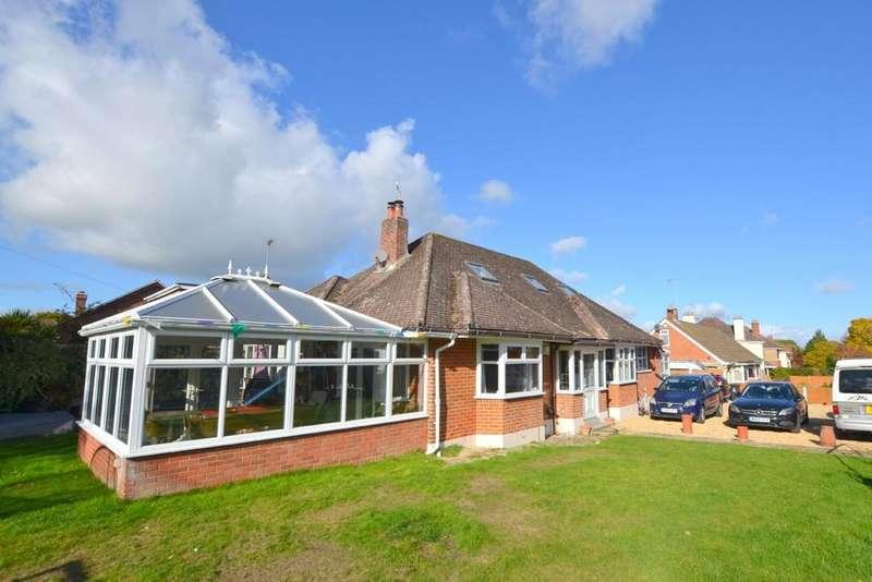 4 Bedrooms Chalet House for sale in Gravel Hill, Merley, Wimborne