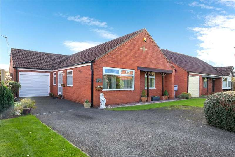 3 Bedrooms Detached Bungalow for sale in Burton Road, Heckington, Sleaford, Lincolnshire, NG34