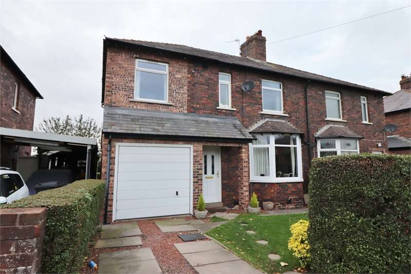 3 Bedrooms Semi Detached House for sale in CA3 9HH Scotland Road, Stanwix, CARLISLE, Cumbria