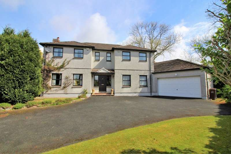 4 Bedrooms Detached House for sale in Brixton Lodge Gardens, Brixton, Plymouth, Devon