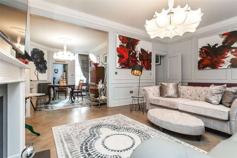 4 Bedrooms Terraced House for sale in Great Ormond Street, Bloomsbury, WC1N