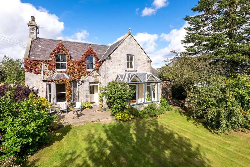 4 Bedrooms Detached House for sale in Annfield House, Dunfermline, Fife, KY11