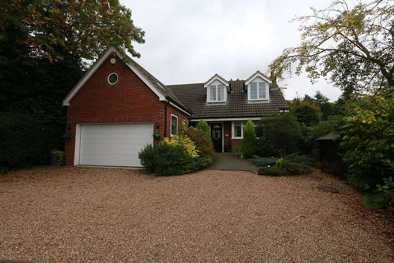 4 Bedrooms Detached House for sale in Cannon Park Road, Coventry, West Midlands, CV4 7AY
