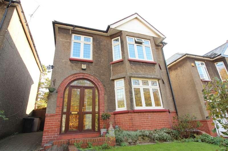 3 Bedrooms Detached House for sale in Beechwood Road, Newport, NP19