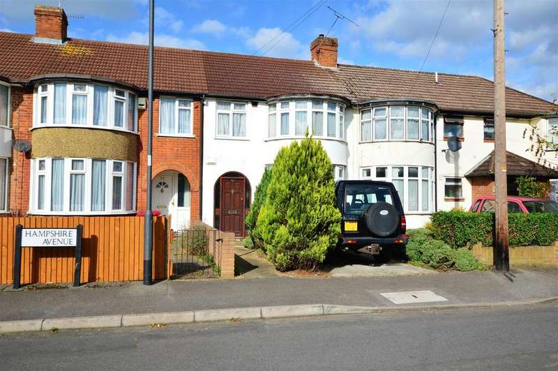 3 Bedrooms Terraced House for sale in Hampshire Avenue, Slough