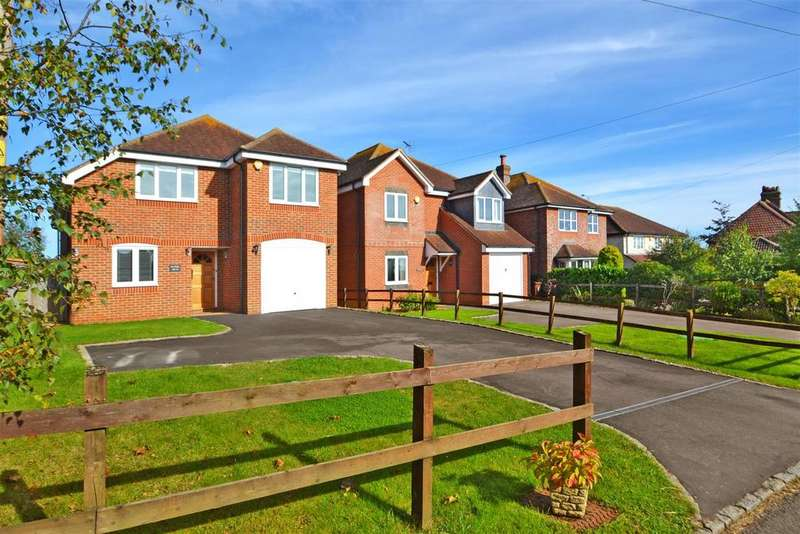 4 Bedrooms Detached House for sale in Main Street, Poundon, Bicester
