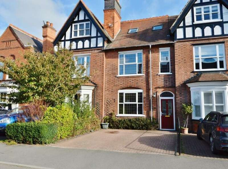 3 Bedrooms Town House for sale in Lower Packington Road, Ashby-de-la-Zouch