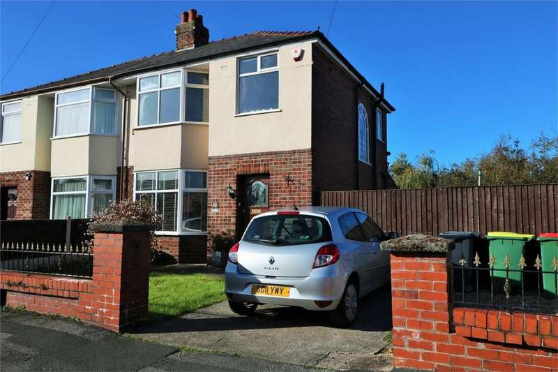 3 Bedrooms Semi Detached House for sale in Bexhill Road, Ingol, Preston, Lancashire