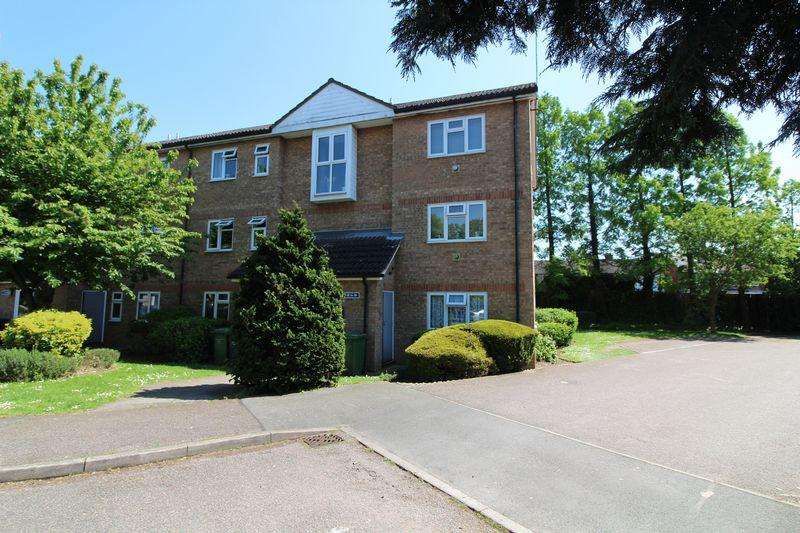2 Bedrooms Flat for sale in Immaculate Two Bed in Leagrave, Quilter Close