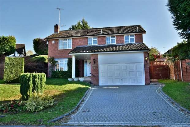 4 Bedrooms Detached House for sale in Southcliffe Drive, Chalfont St Peter, GERRARDS CROSS, Buckinghamshire