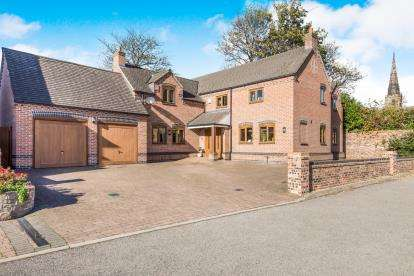 5 Bedrooms Detached House for sale in Mulberry Gardens, Kegworth, Derby, Derbyshire
