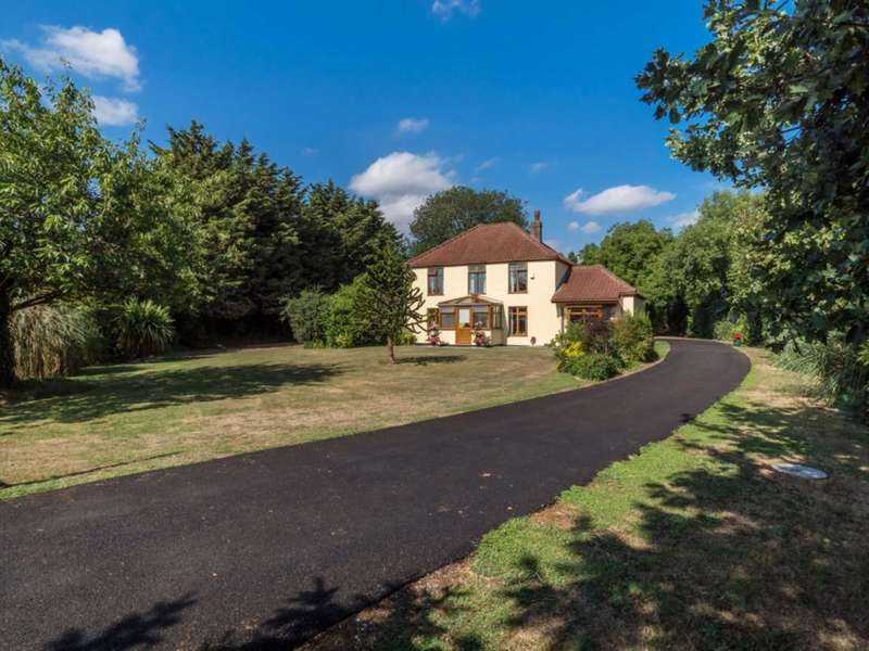 4 Bedrooms Detached House for sale in Acle Bridge, Acle