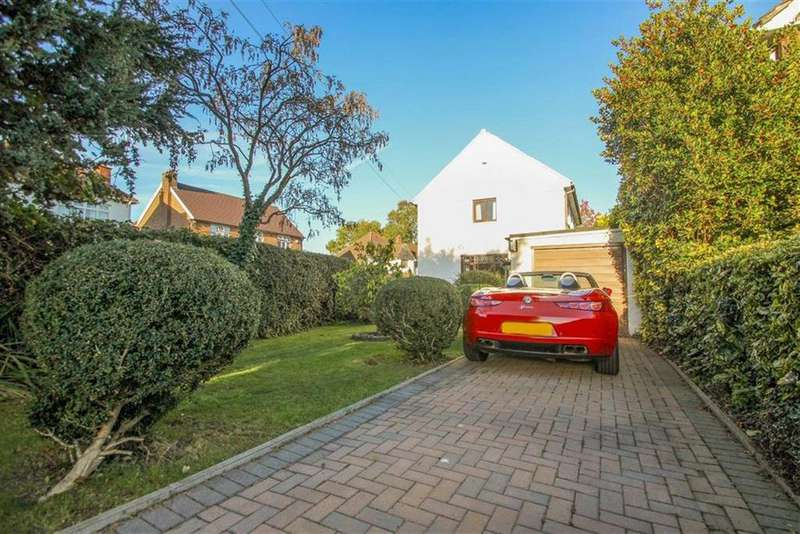 4 Bedrooms Detached House for sale in Heol Wen, Cardiff