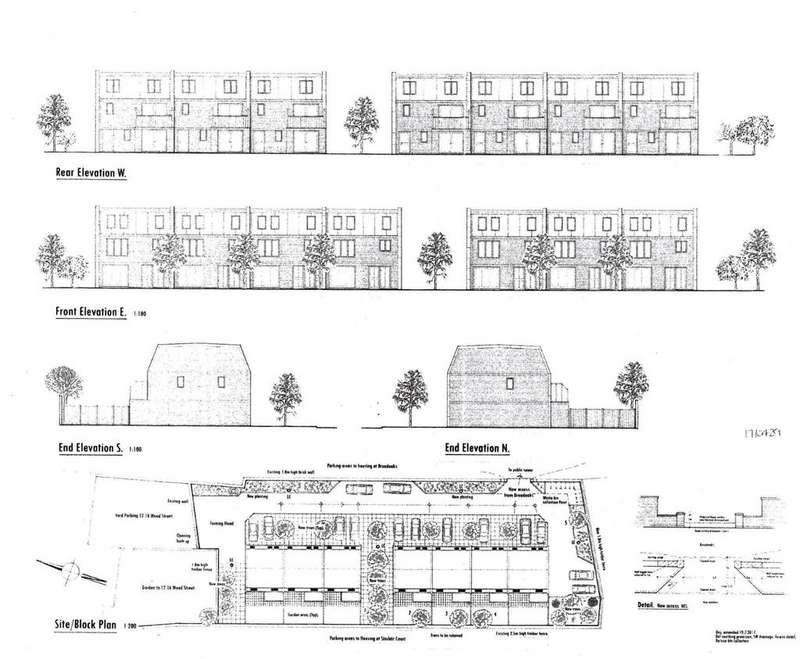 3 Bedrooms Residential Development Commercial for sale in Land to the Rear of The Grange, 12-16 Wood Street, Botcherby, Carlisle CA1 2SF