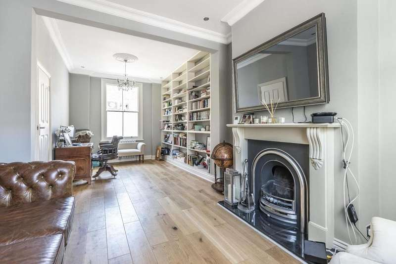 3 Bedrooms Terraced House for sale in Haverstock Street, Islington