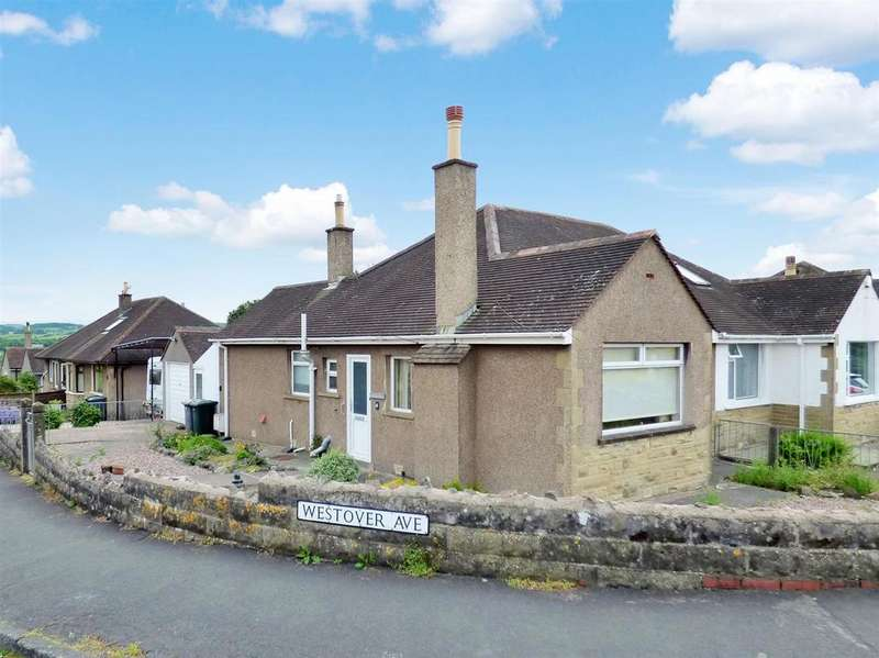 2 Bedrooms Semi Detached Bungalow for sale in Westover Avenue, Warton, Carnforth