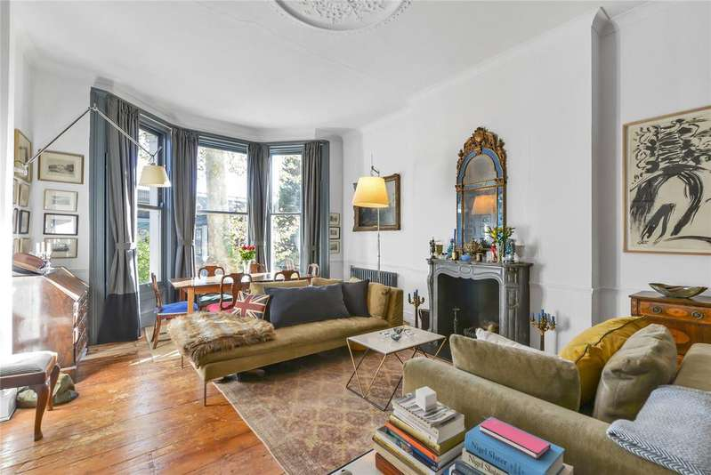 1 Bedroom Flat for sale in Cambridge Gardens, London, W10