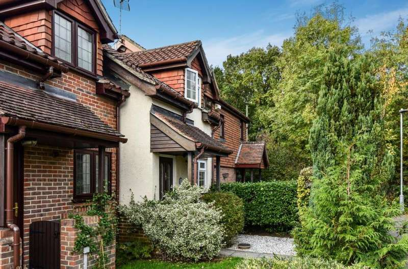 1 Bedroom Terraced House for sale in College Town, Sandhurst, GU47